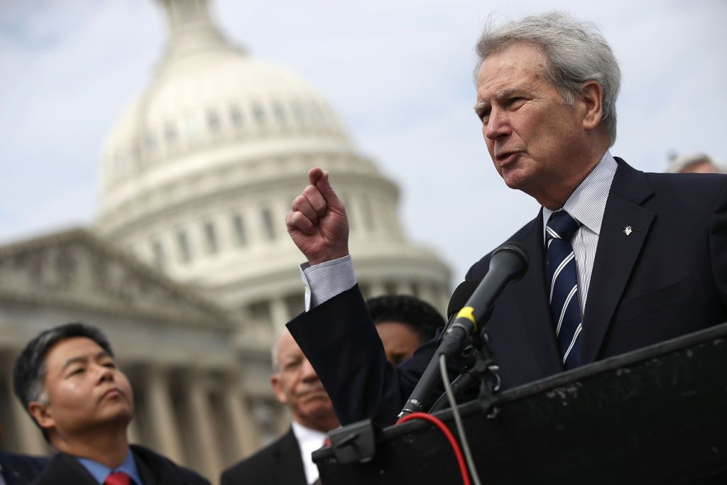 Republican Rep. Walter Jones dies at 76
