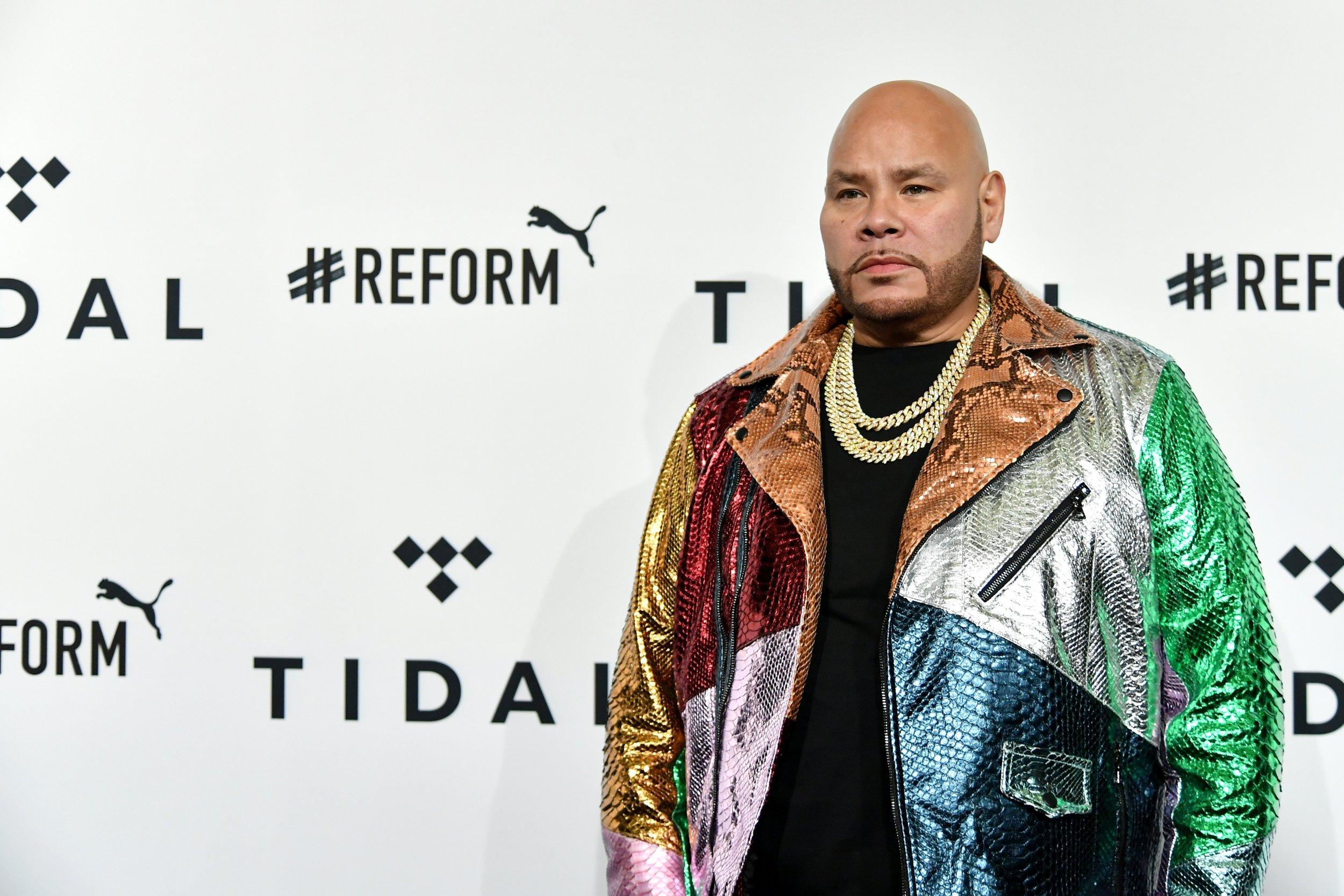 Fat Joe on Today's Rap Game