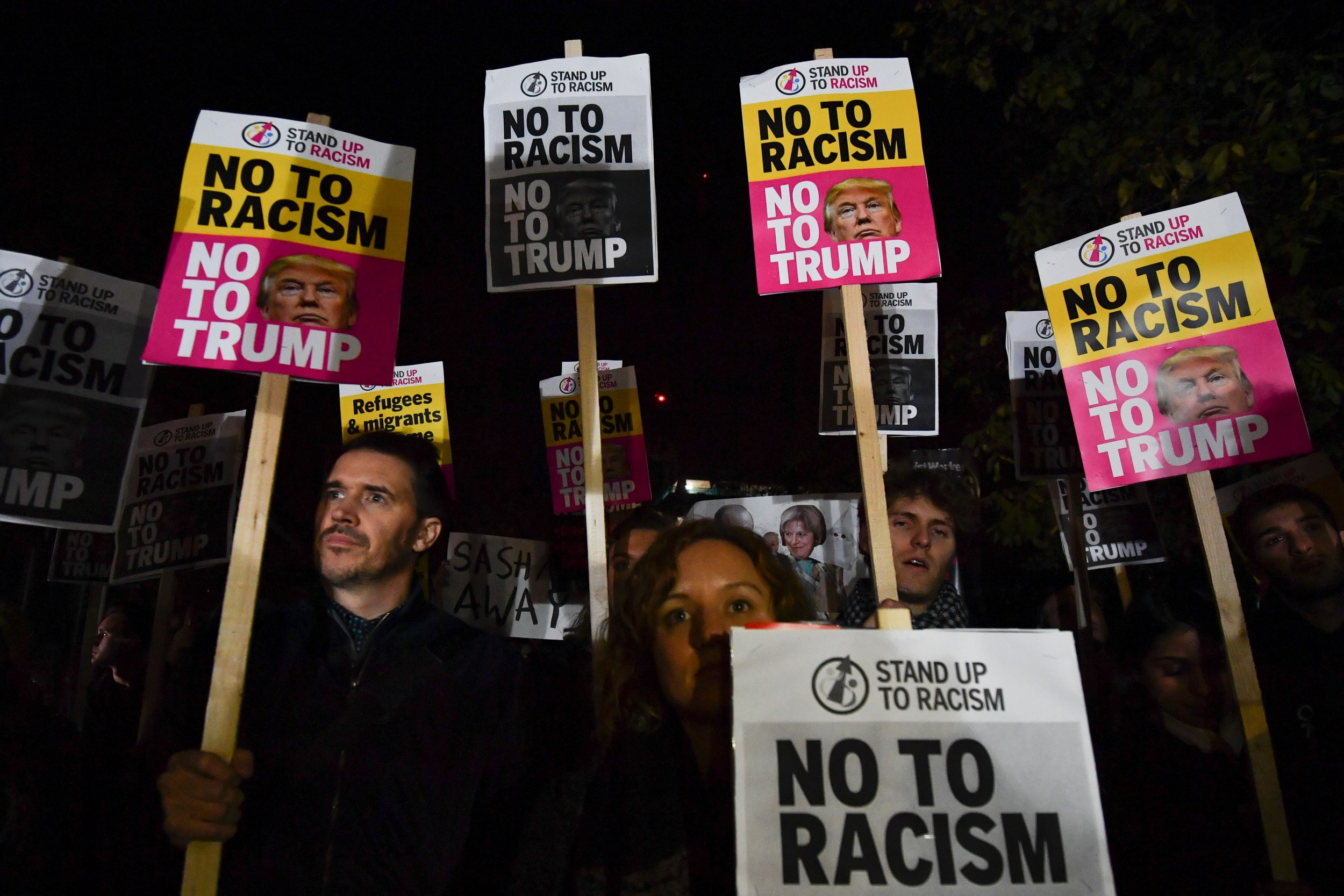 Donald Trump Repulican Party black outreach racism