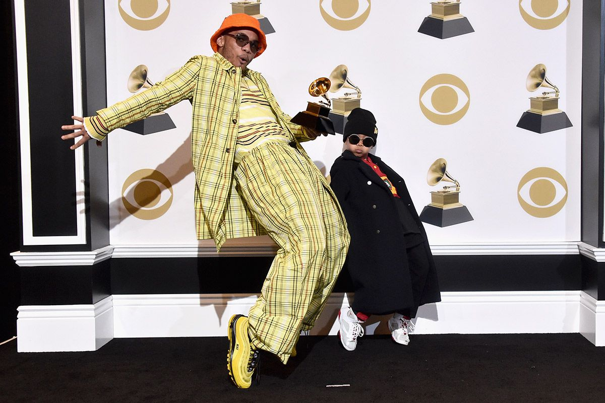 14 Anderson Paak Grammys