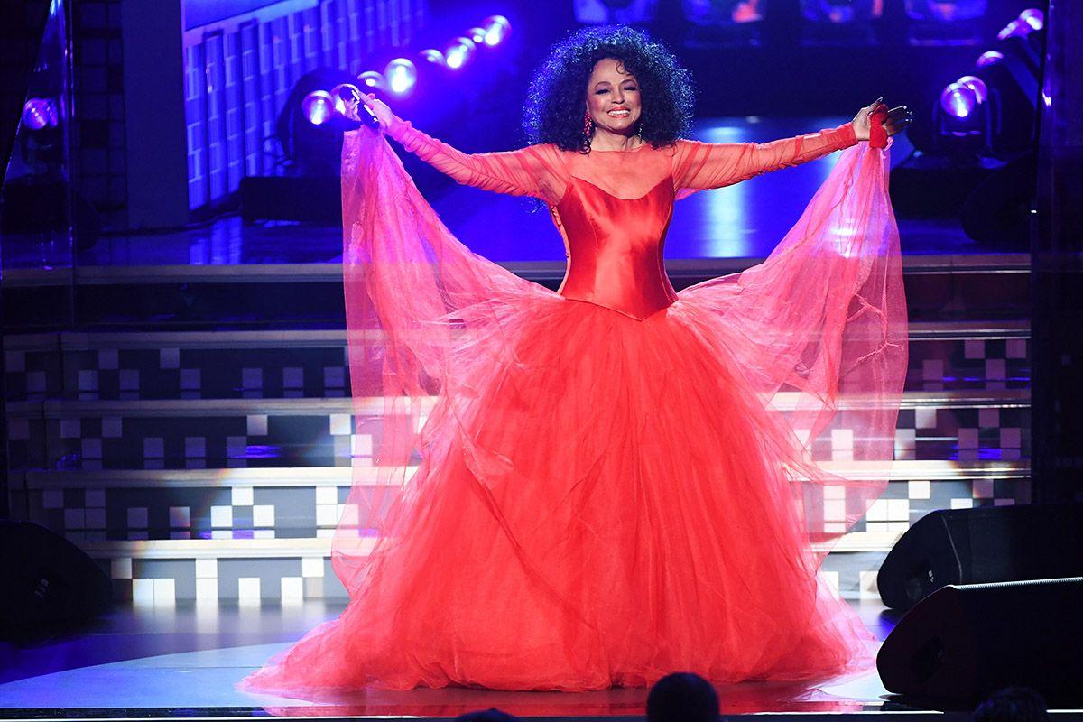 16 Diana Ross Grammys