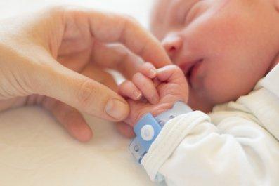 baby newborn stock getty