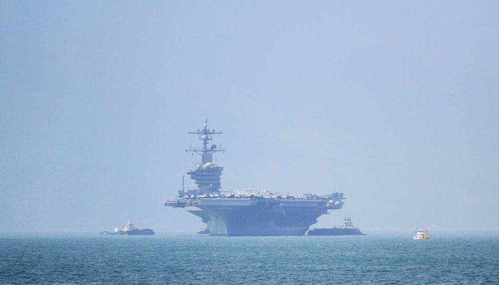 China, US, undermining, peace, security, South, China, Sea