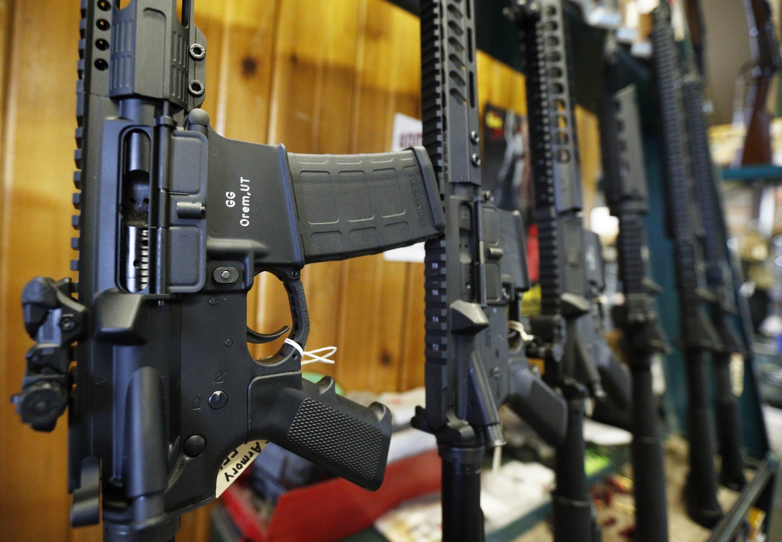 gun law washington