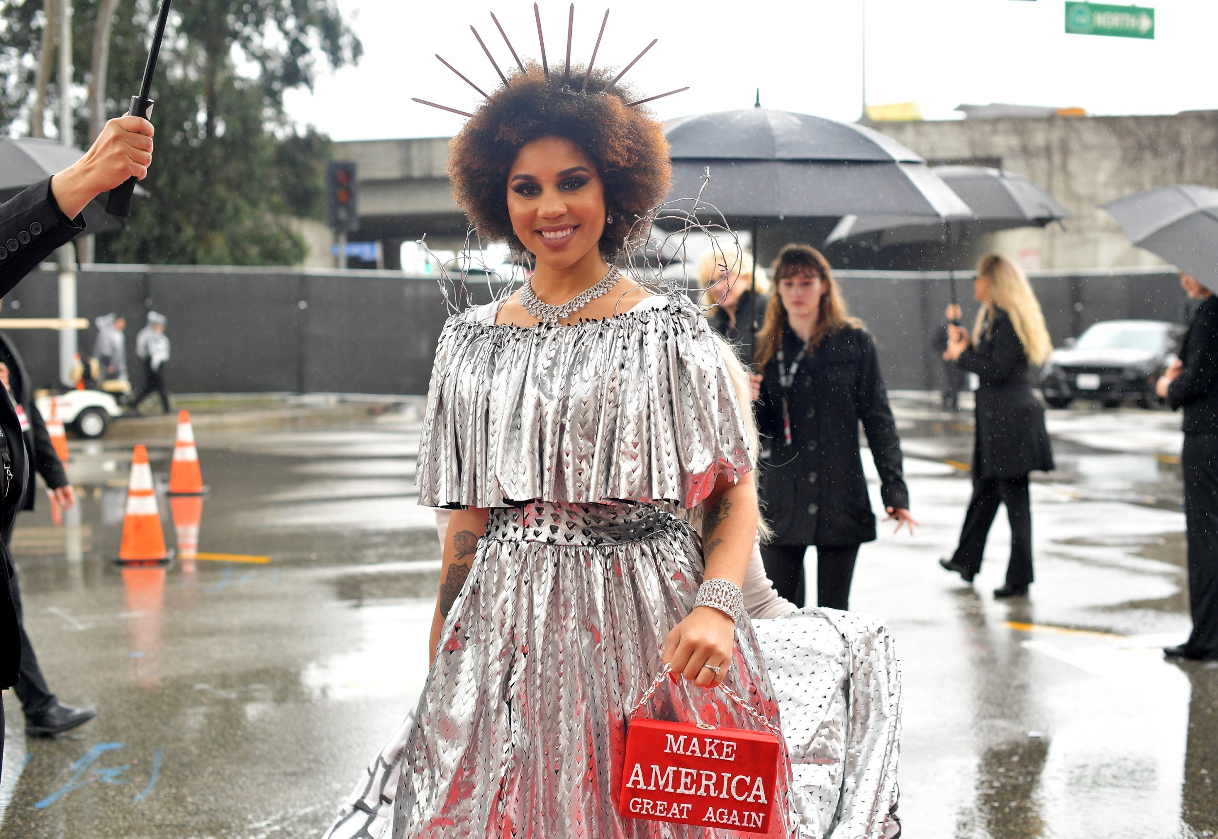 Joy Villa on MAGA Dress Hate