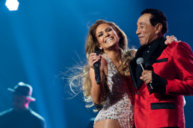 Smokey Robinson Defends Jennifer Lopez Motown Tribute at Grammys