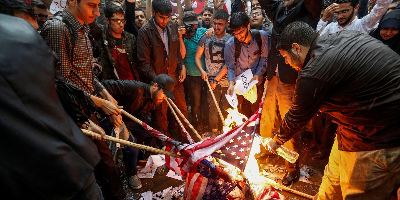 America's next phony war: Will Iran be Trump's Iraq?