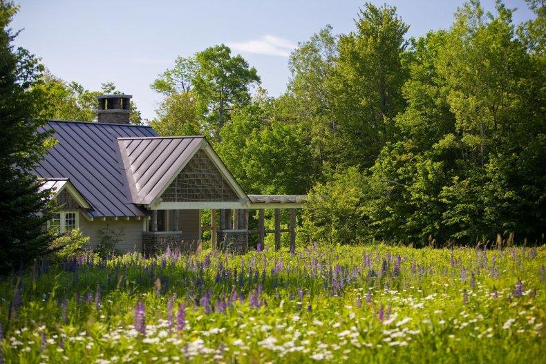 ROMANTIC HOTELS - Twin Farms
