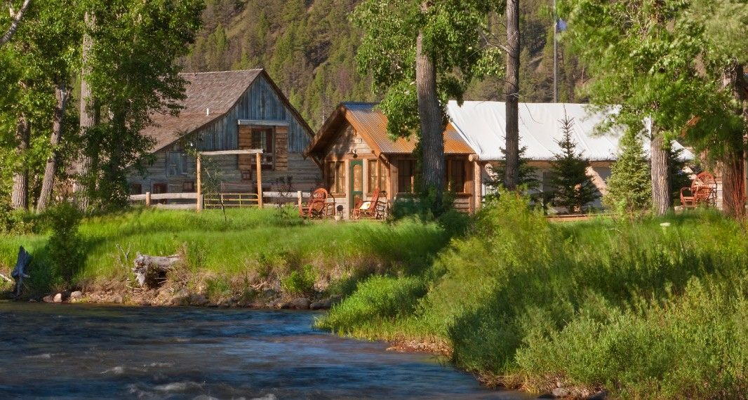 Romantic Hotels - The Ranch at Rock Creek