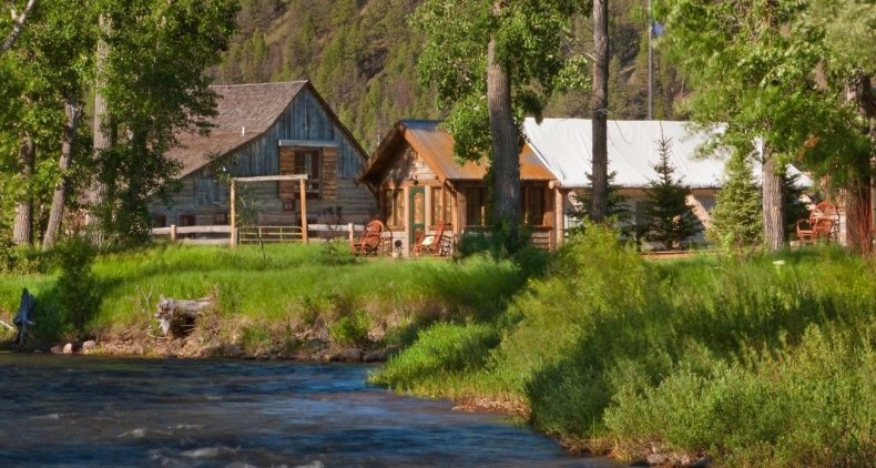 Romantic Hotels - The Ranch at Rock Creek
