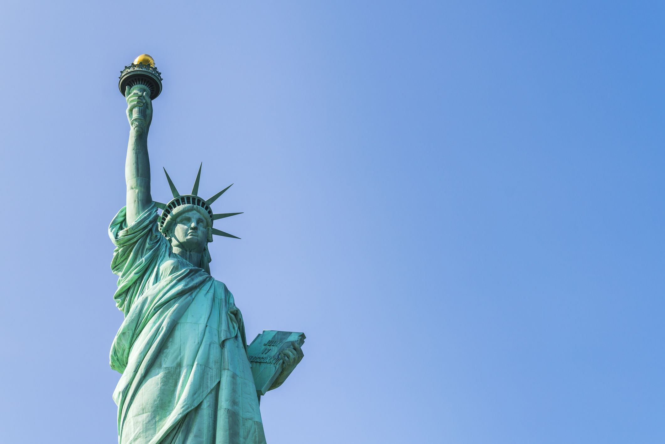 new york statue of liberty google stock