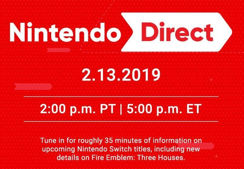 nintendo direct february feb 13 next fire emblem pokemon metroid