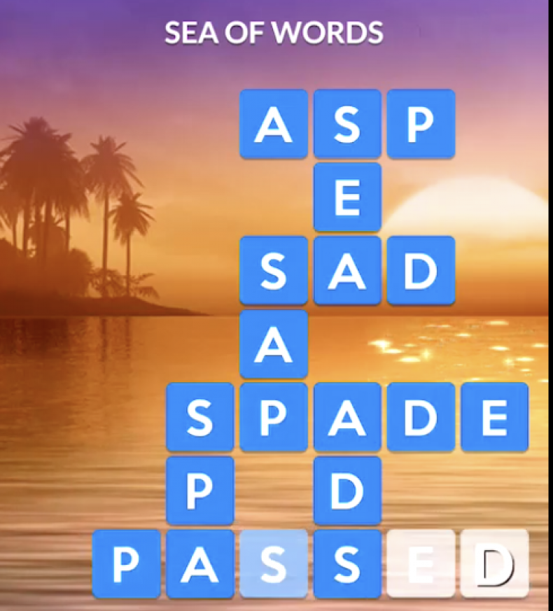 wordscapes, sea, of, words, event, answers, cheats, solutions, February, 12, 2019, daily, puzzle