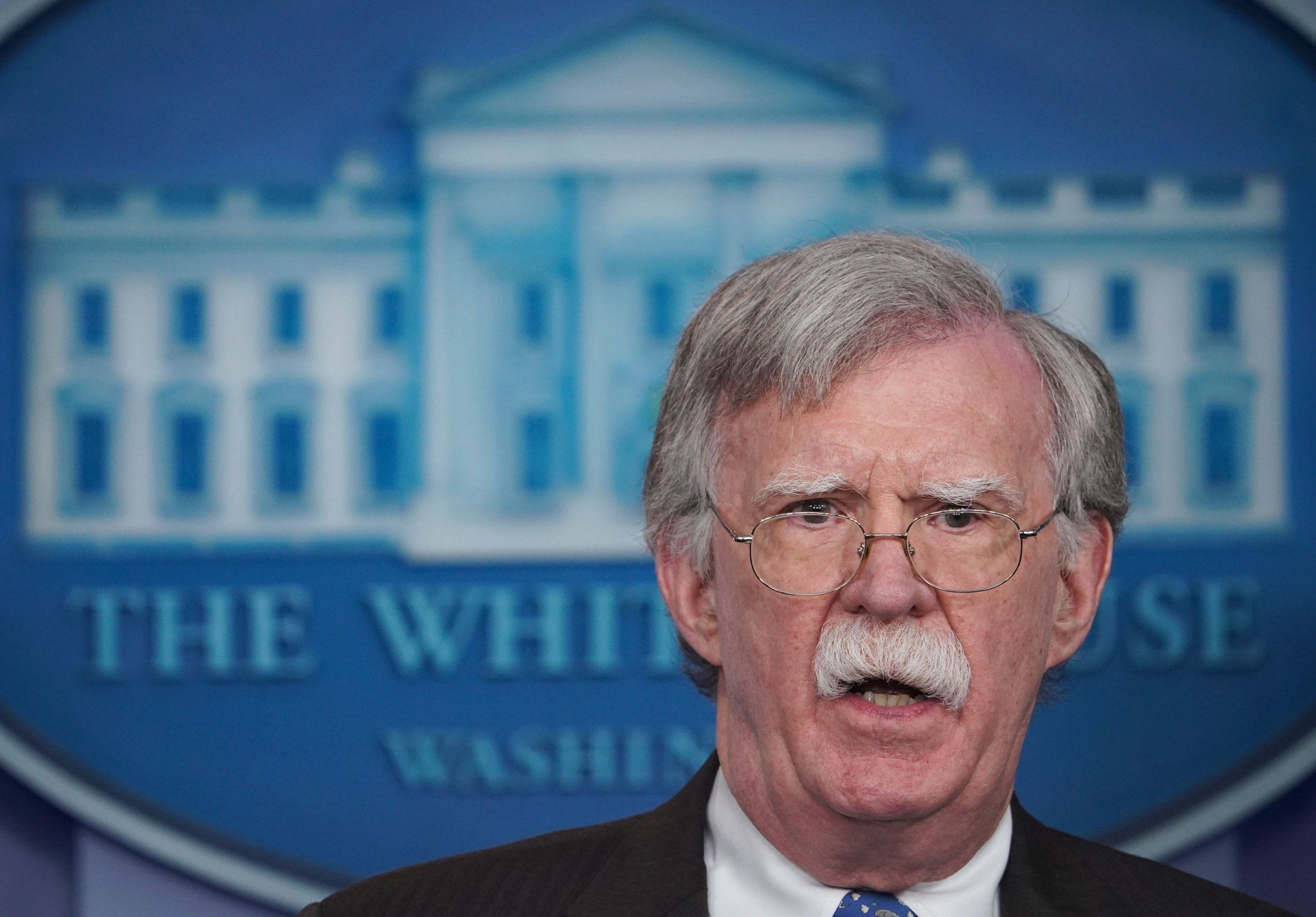 iran, bolton, suffering, psychosis, threat, trump