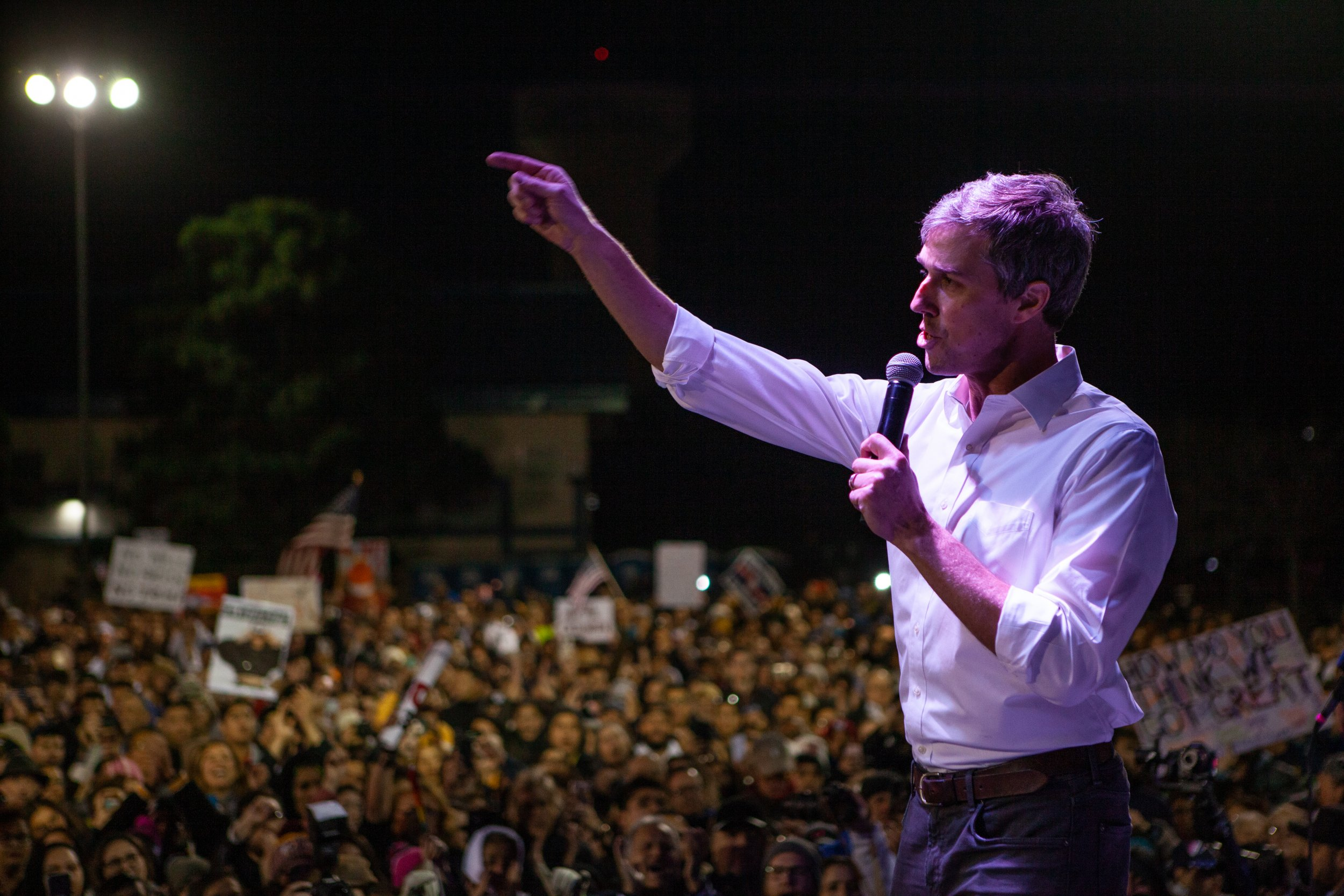 beto, o'rourke, green new deal, ocasio-cortez
