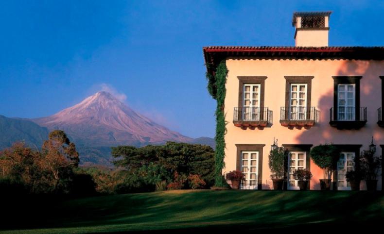 Romantic Hotels - Hacienda de San Antonio, Mexico