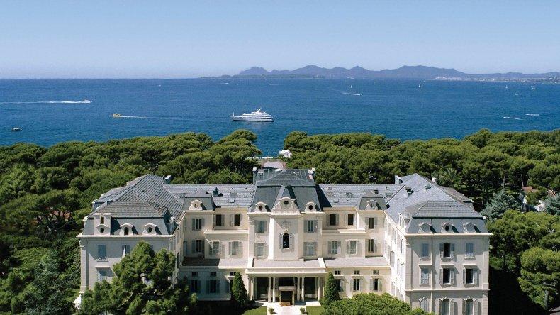 Romantic Hotels - Hotel du Cap-Eden-Roc