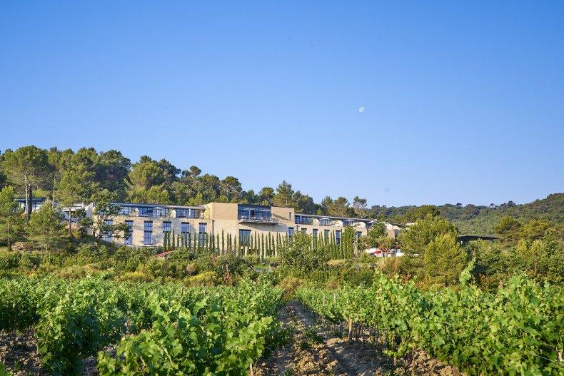 Romantic Hotels - Villa La Coste, Provence