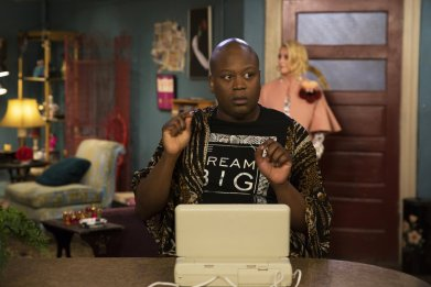 Titus on Kimmy Schmidt