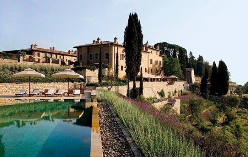 Romantic Hotels - Castiglion del Bosco, Tuscany