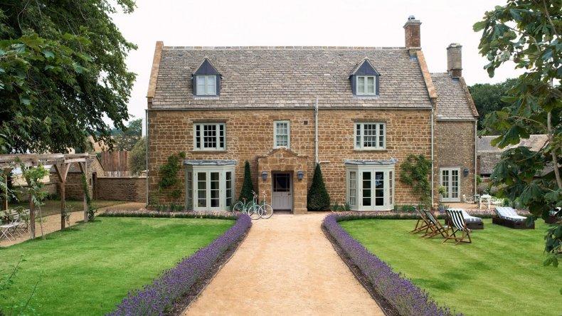 Romantic Hotels - Soho Farmhouse, Cotswolds