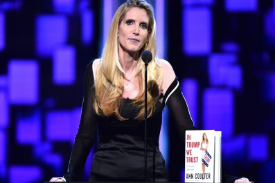 ann, coulter, donald, trump, border, wall
