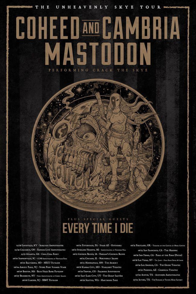 coheed-cambria-mastodon-crack-skye-unheavenly-tour-dates