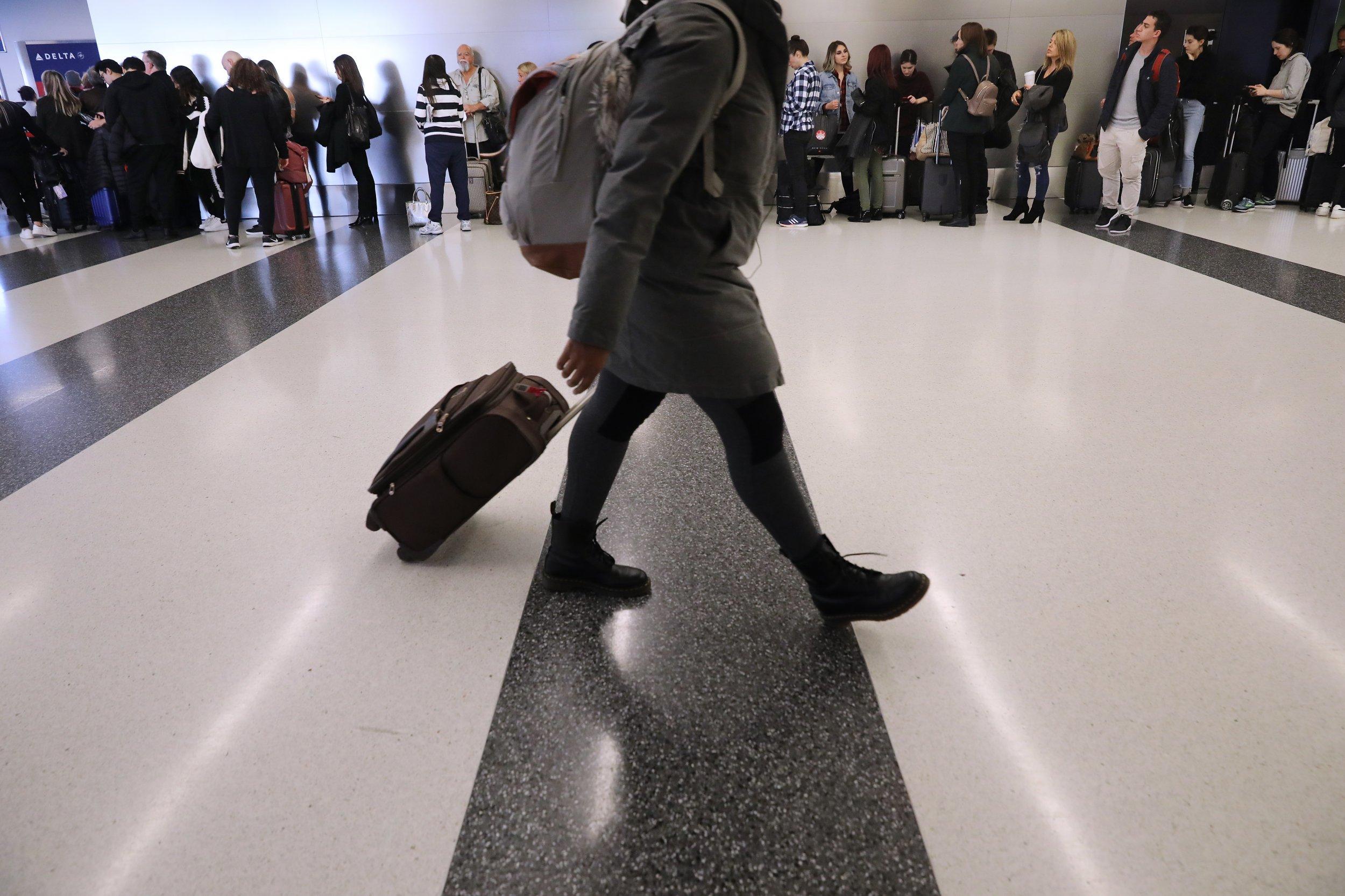 jfk airport waiting