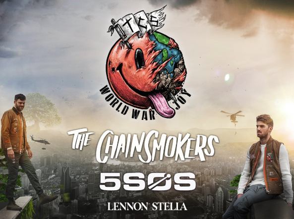 Why Are 5SOS and Chainsmokers Touring Together? Fans Aren't Happy