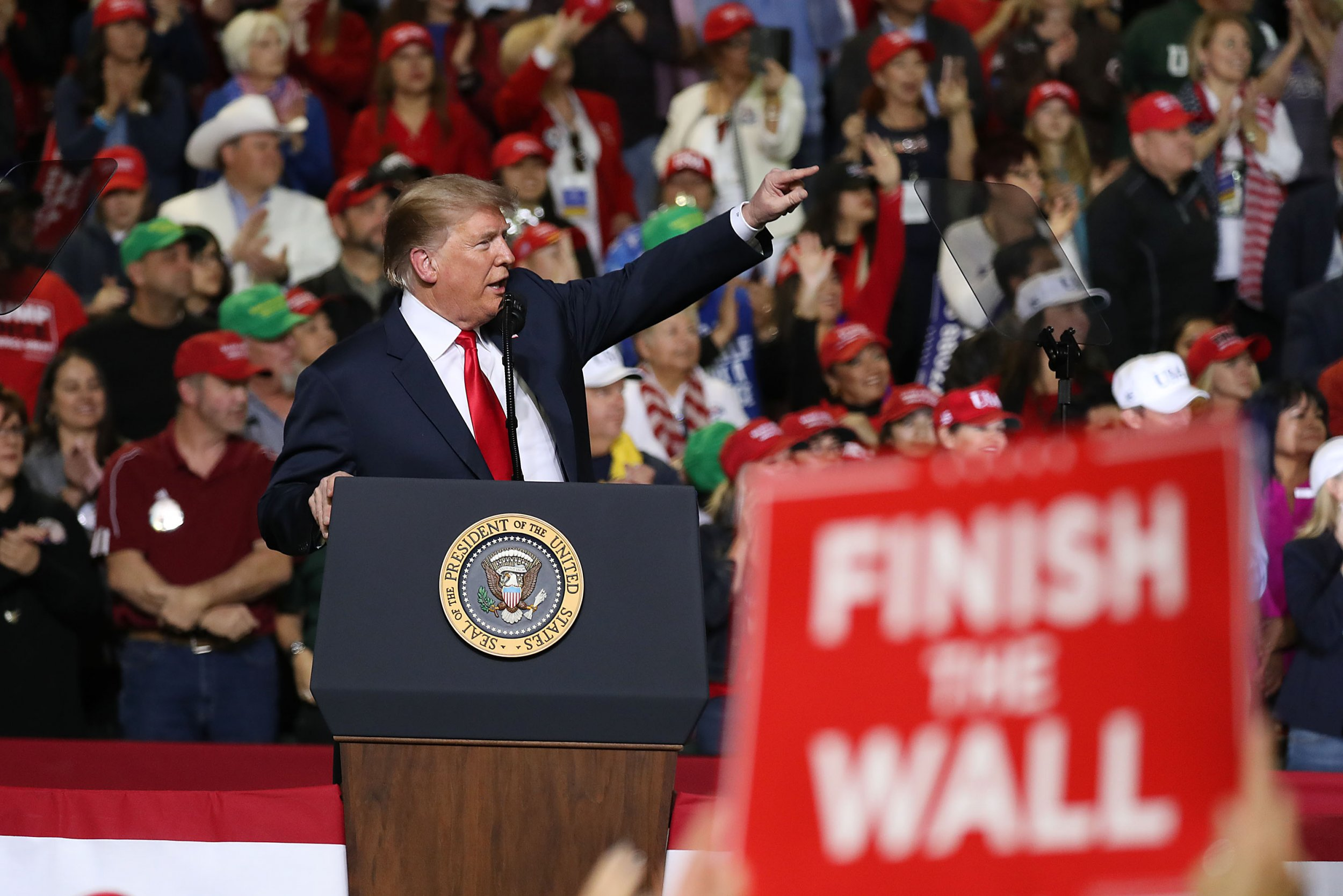 donald trump, white supremacy, wall, immigration, latin americans