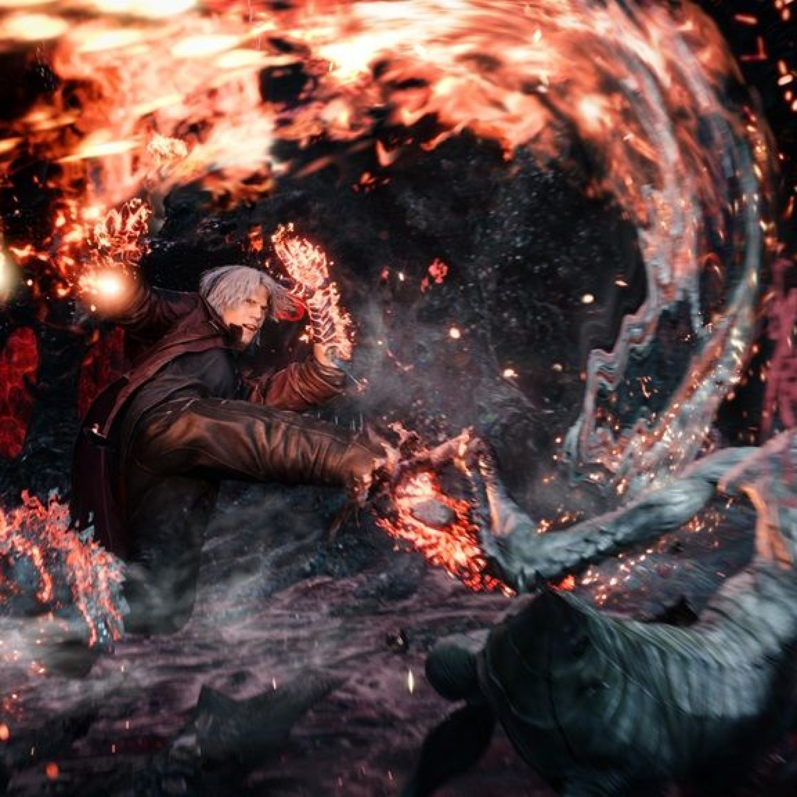 The Gameplay In Devil May Cry 5 Is Fun Chaotic And Deep