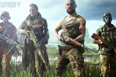 Battlefield 5 update 109