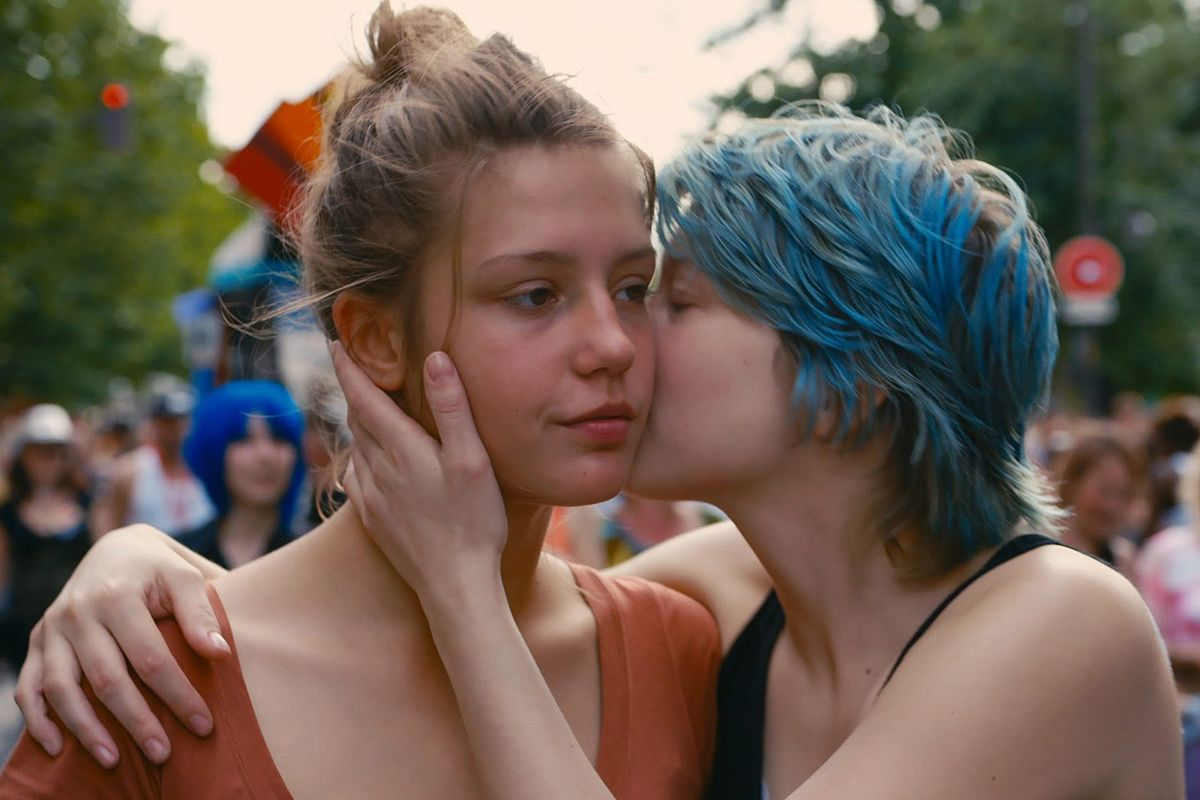 38 Blue Is the Warmest Color