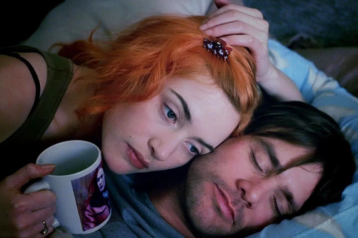 40 Eternal Sunshine of the Spotless Mind