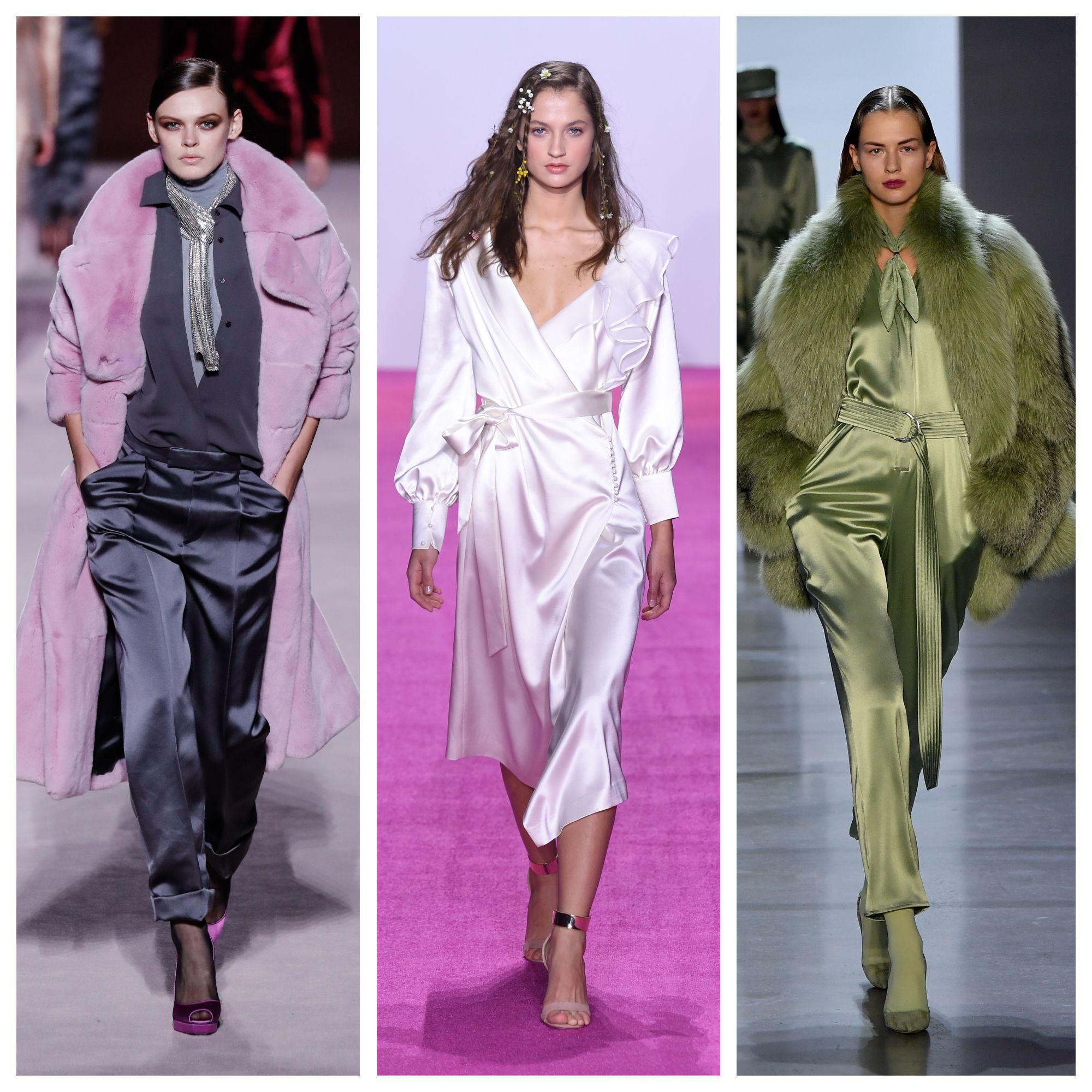 New York Fashion Week Fall 2019 Eight Key Trends