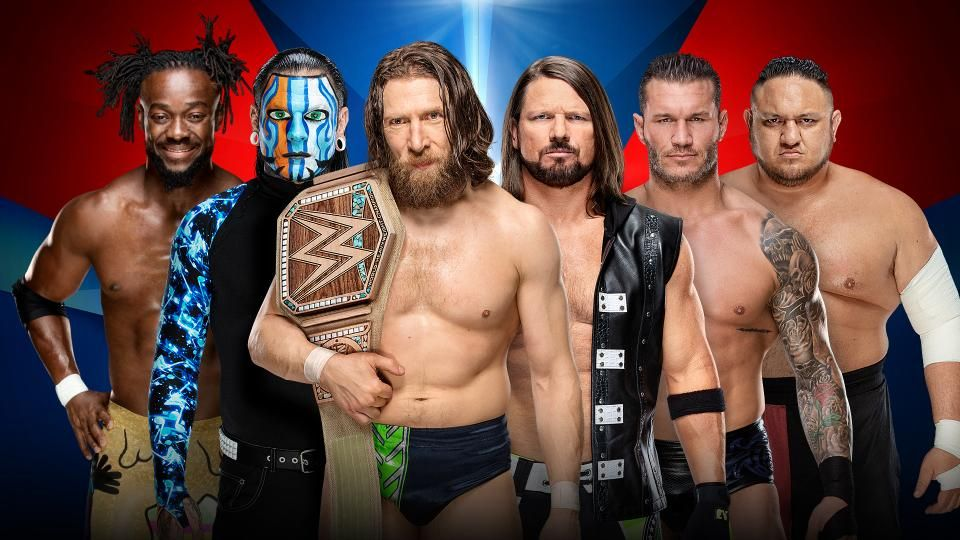 wwe championship elimination chamber card how to watch online