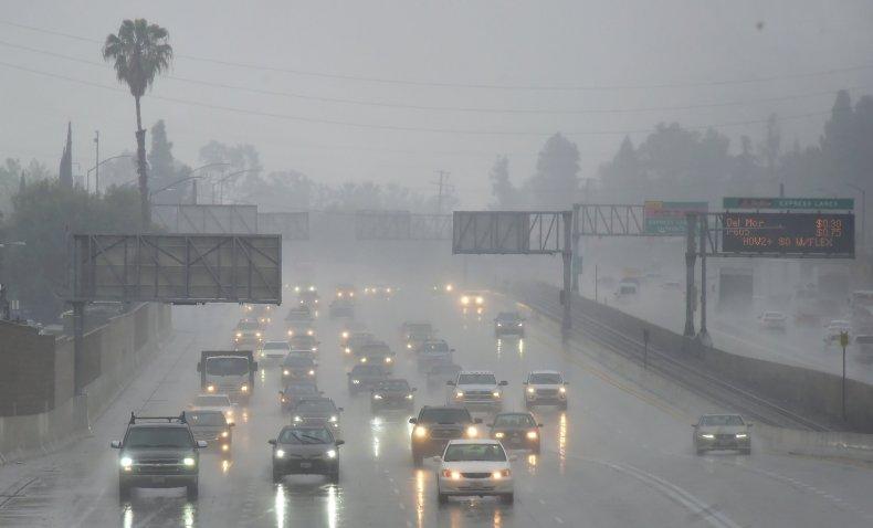 atmospheric river rain