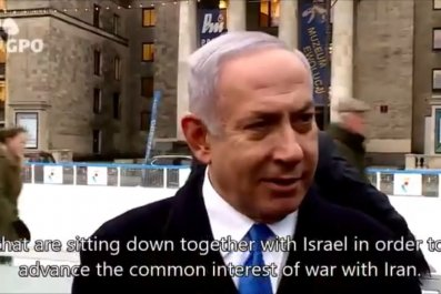 israel, wants, war, with, iran, netanyahu