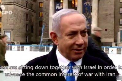 israel, wants, war, with, iran, netanyahu