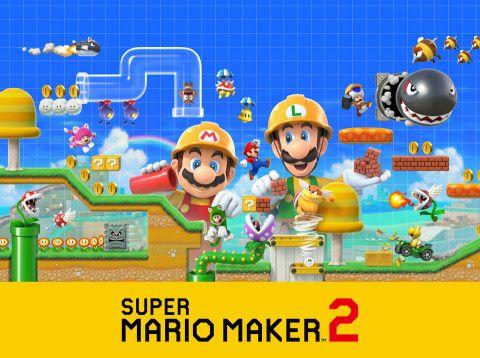 super mario maker 2 nintendo direct announcement