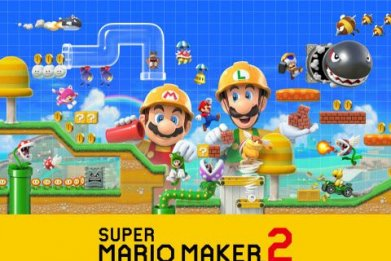 super mario maker 2 nintendo direct announcement