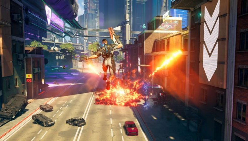 crackdown 3 review xbox 1
