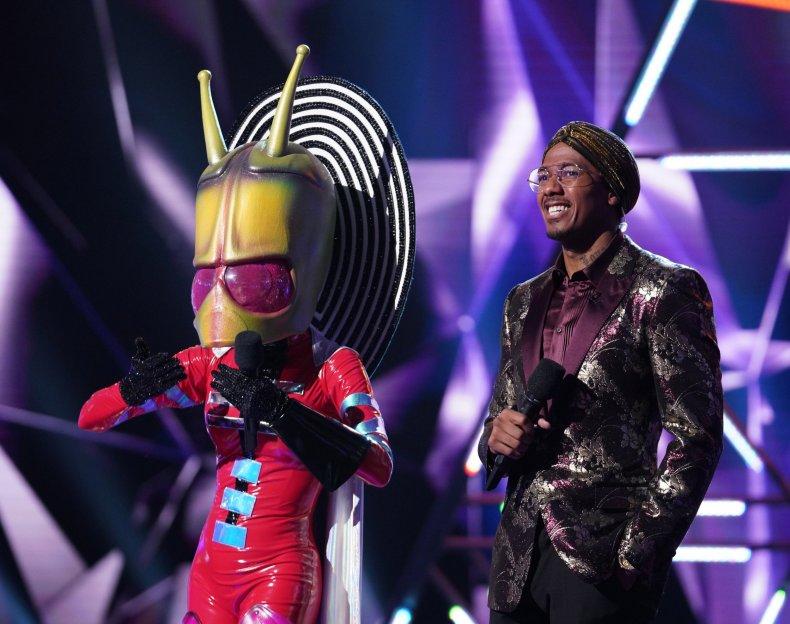 the masked singer who was unmasked tonight last night the alien is latoya jackson