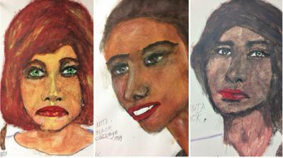Portraits of Samuel Little Killings