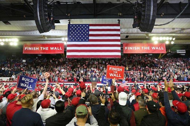 trump el paso rally