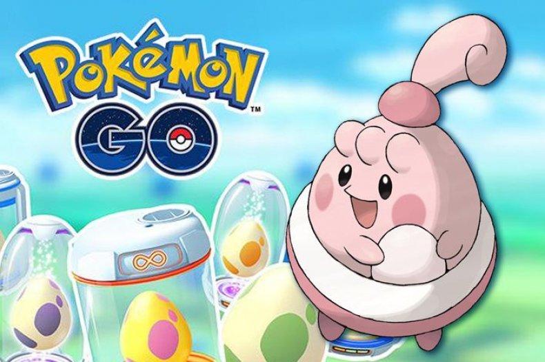 new_pokemon_go_eggs_happiny shiny cleffa smoochum