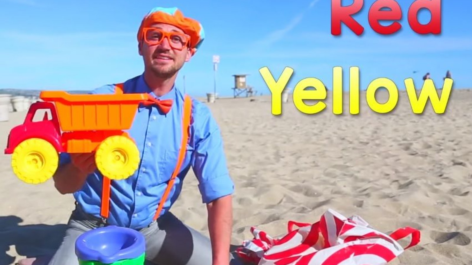Who Is Blippi? YouTube Toddler Star 'Regrets' Making Video
