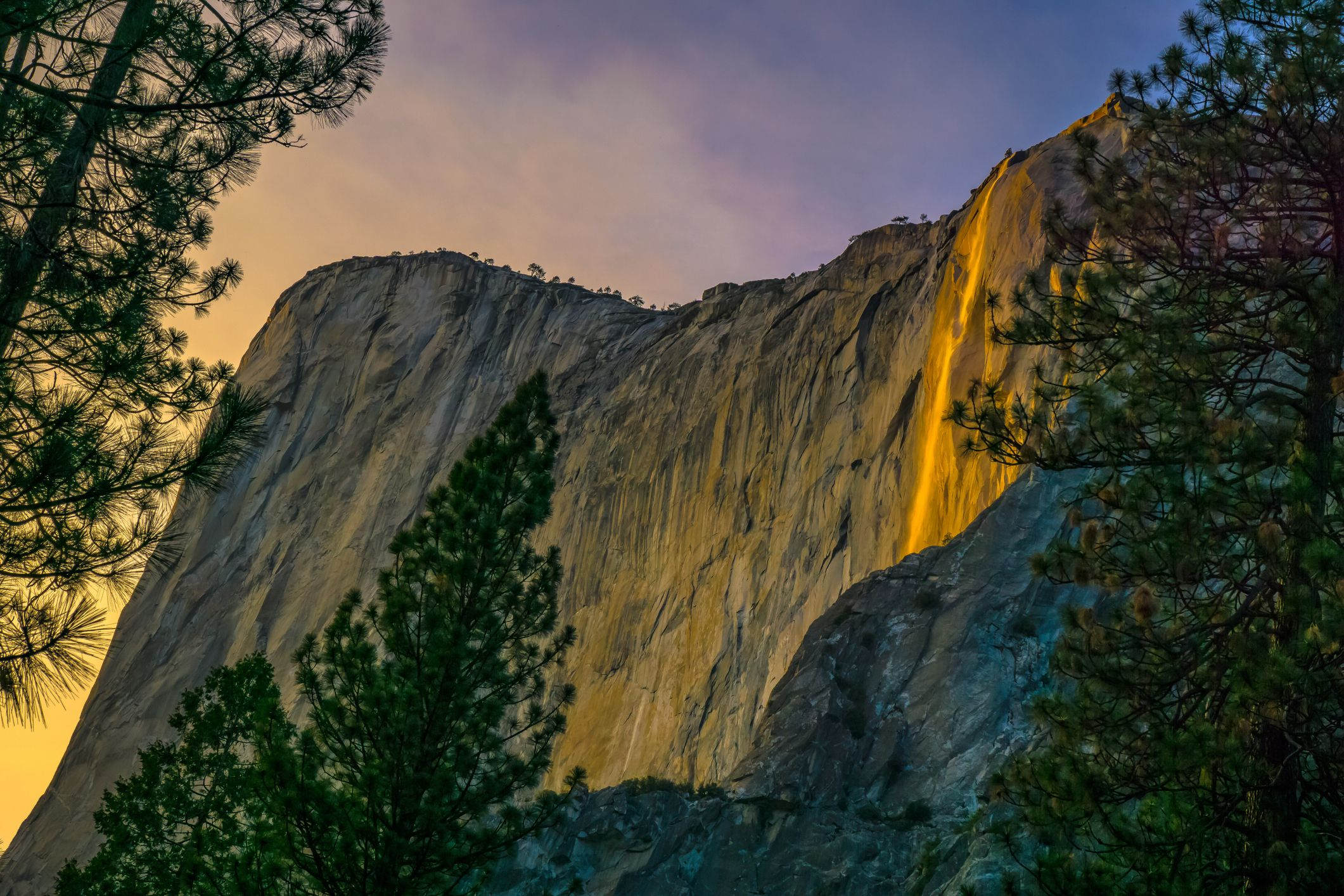 Horsetail Fall, Yosemite