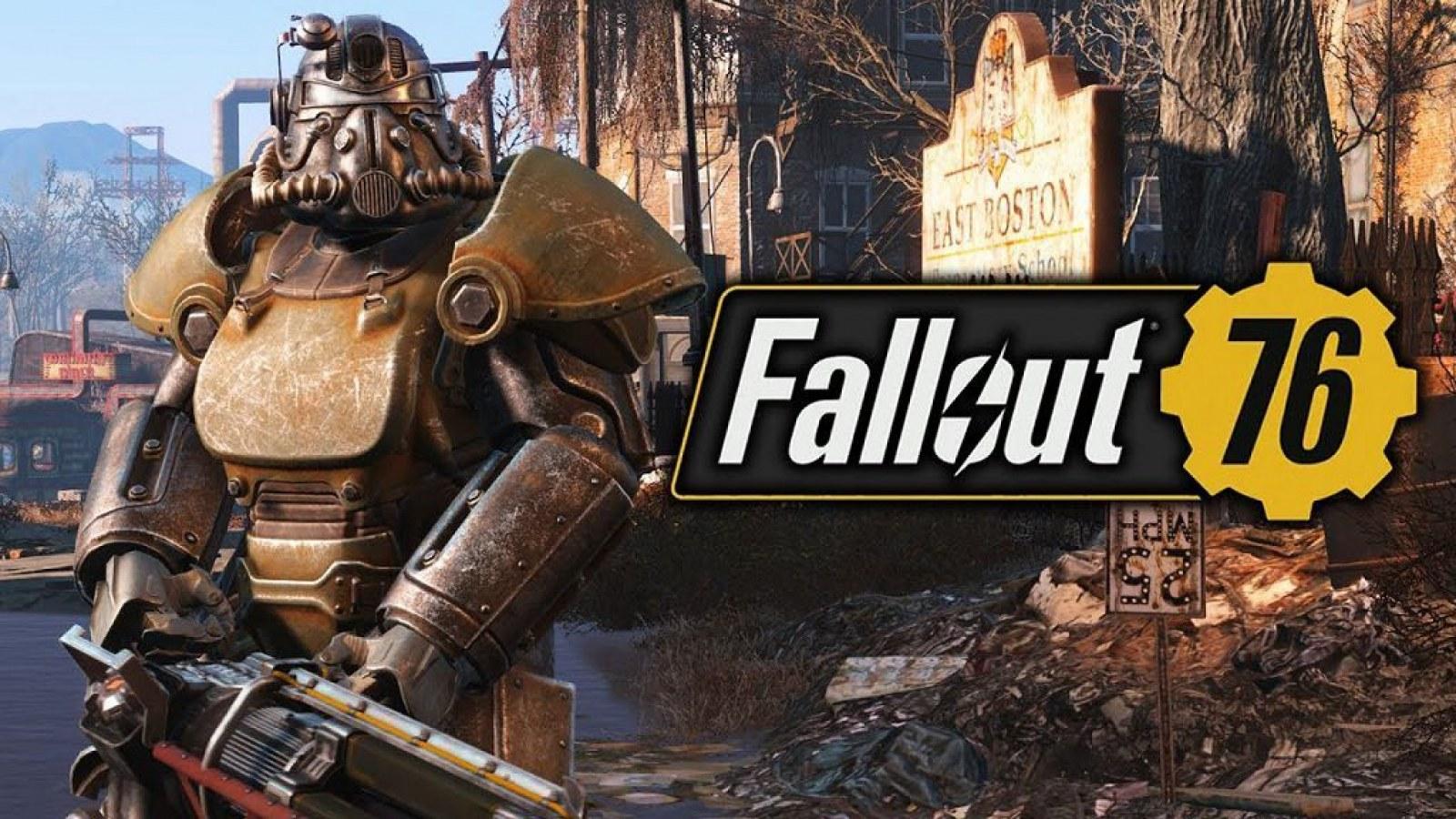 Fallout 76' February 14 Server Maintenance Addresses Exploit Abuse