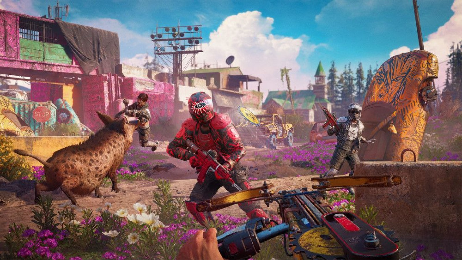 Far Cry 6 Release Date Plot Seemingly Leaks In A Tough Week For